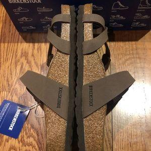 Birkenstock Shoes - Birkenstock Mayari Mocca new